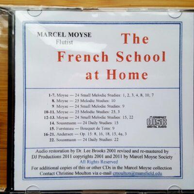 French School CD