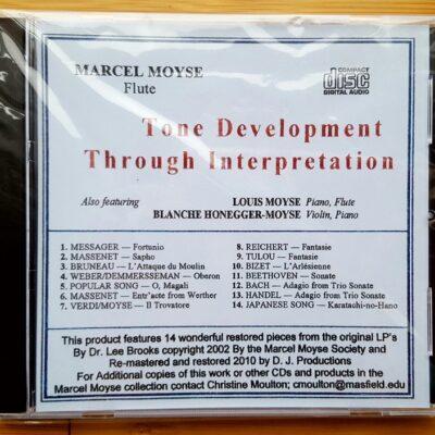 TD CD front